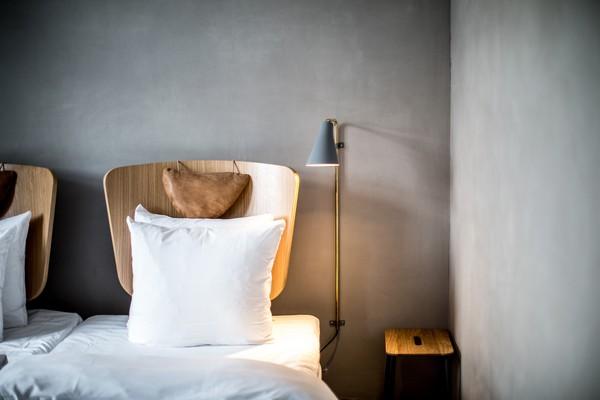 Sp34 a design hotel in copenhagen ems designblogg for Design boutique hotels copenhagen