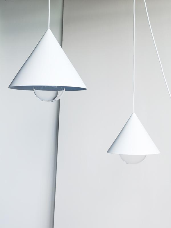 studio vit cone lighting pendants ems designblogg