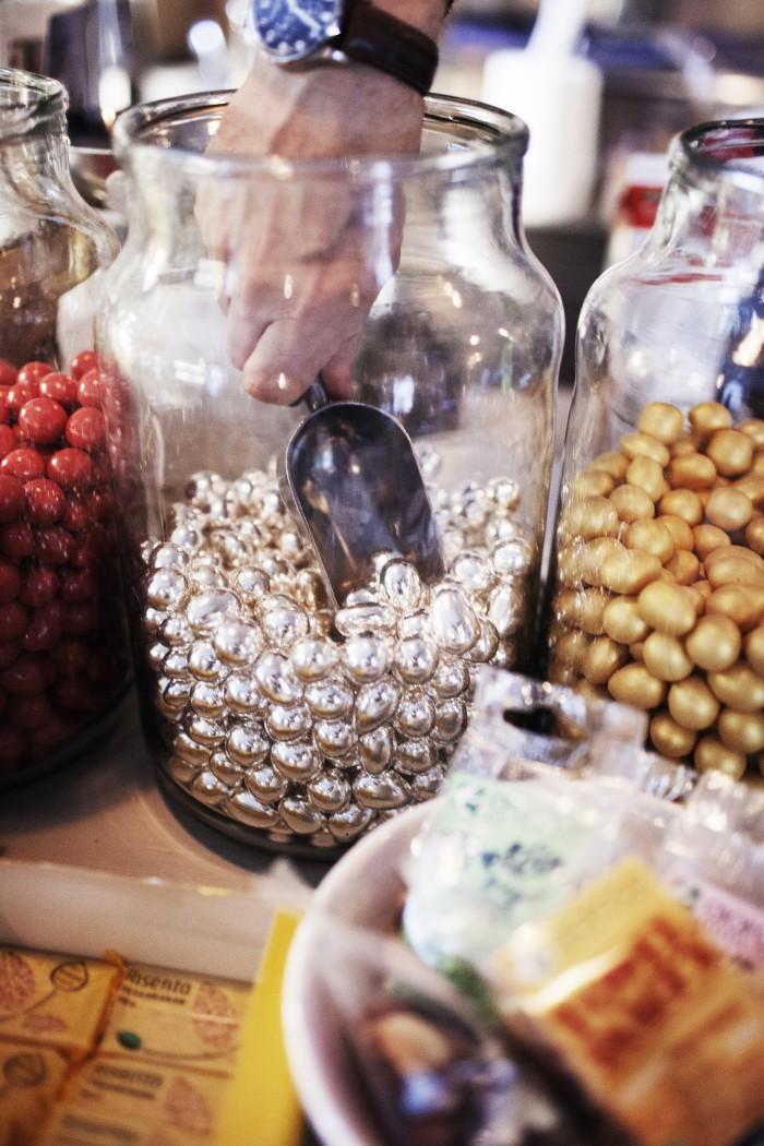tous les jours candy jars