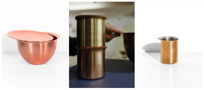 collage tiipoi brass copper bloggers tour london
