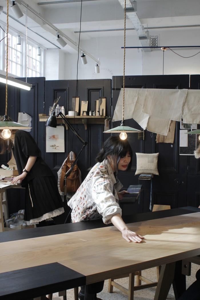 thenewcraftsmen workshop table susannavento