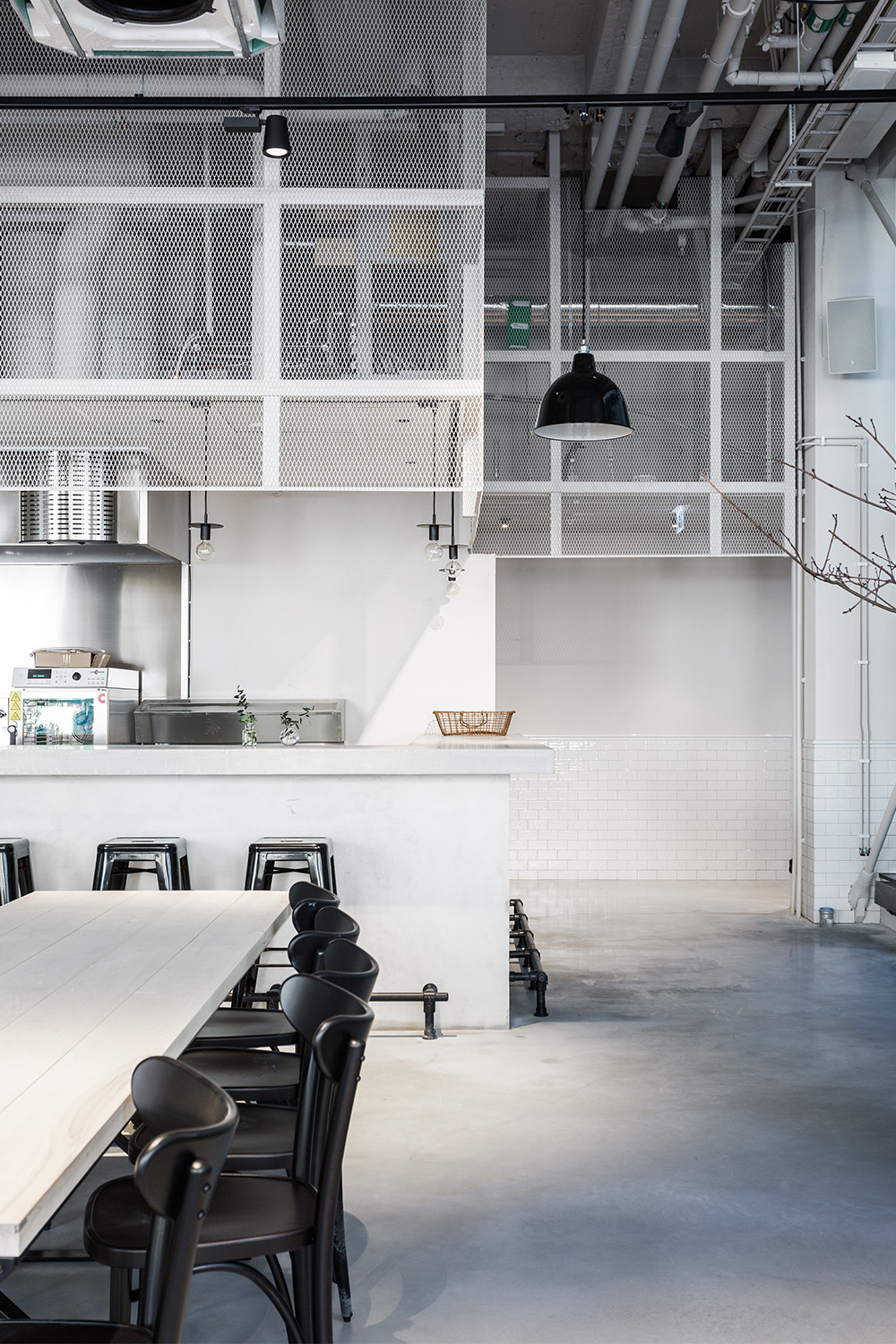 Sneak peek usine a new restaurant by richard lindvall - Cuisine style usine ...