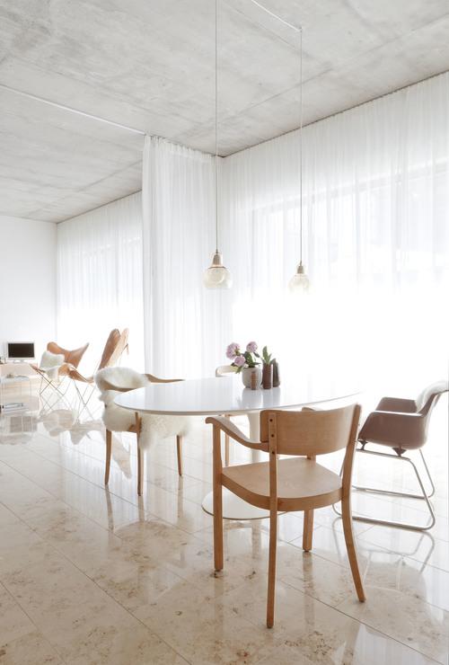 studio oink house cal livingroom