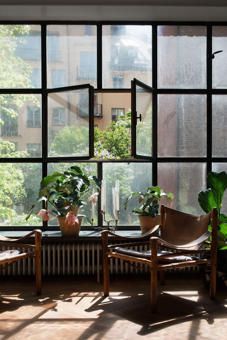Classic Scandi Apartment With Industrial Windows Ems