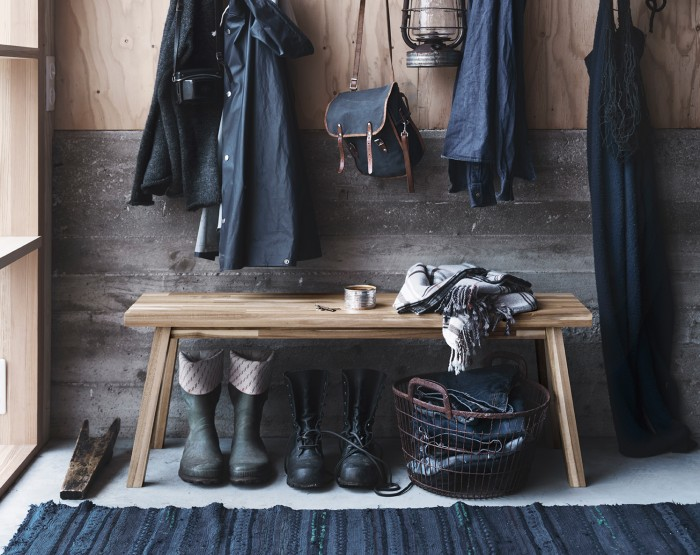 Ikea Skogsta collection