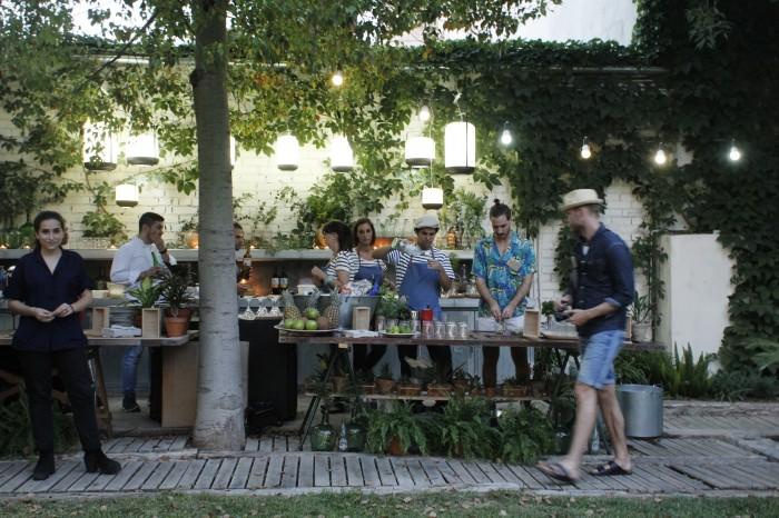 LZF Garden Party Bar
