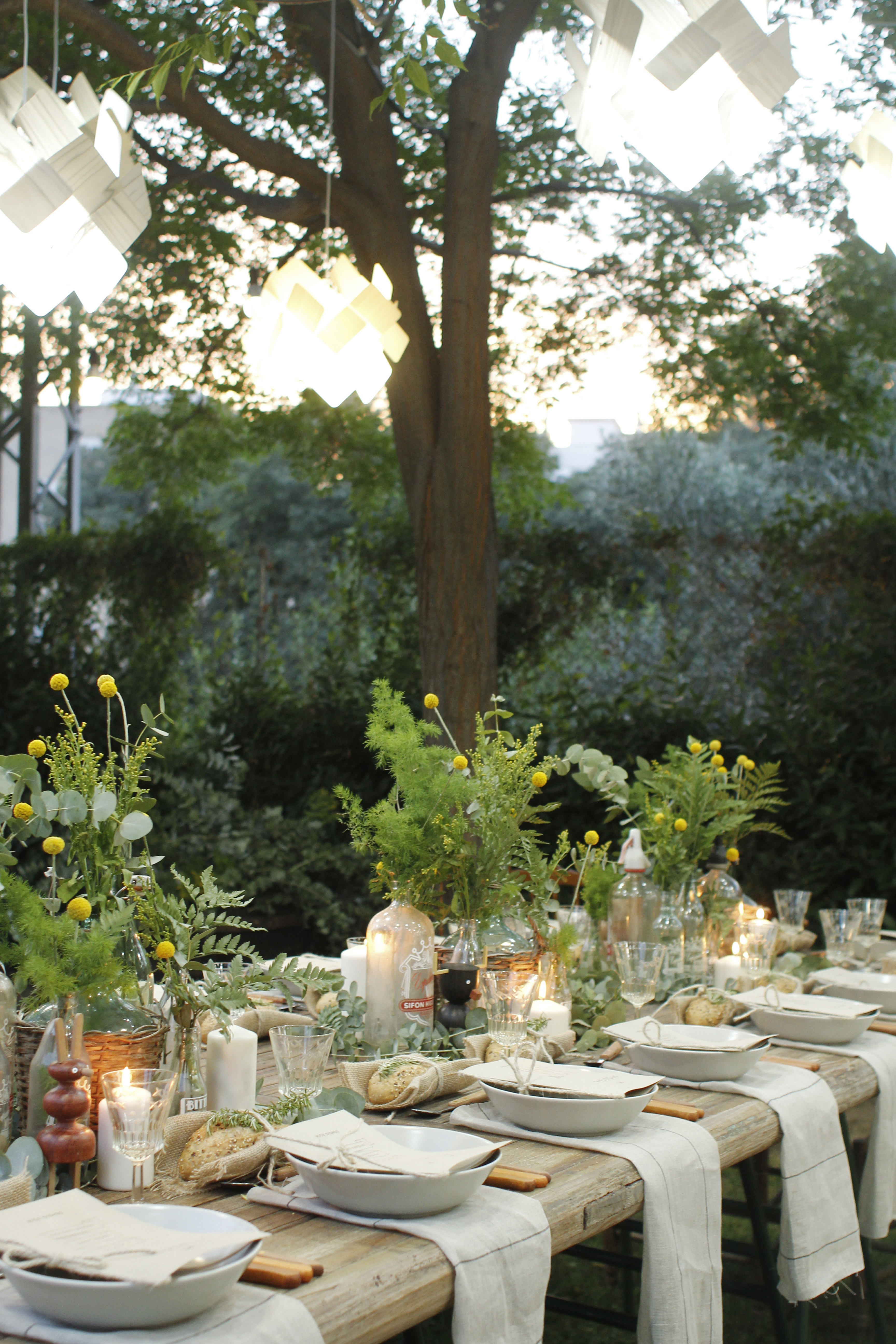 Gorgeous Garden Party with LZF Lamps | Ems Designblogg