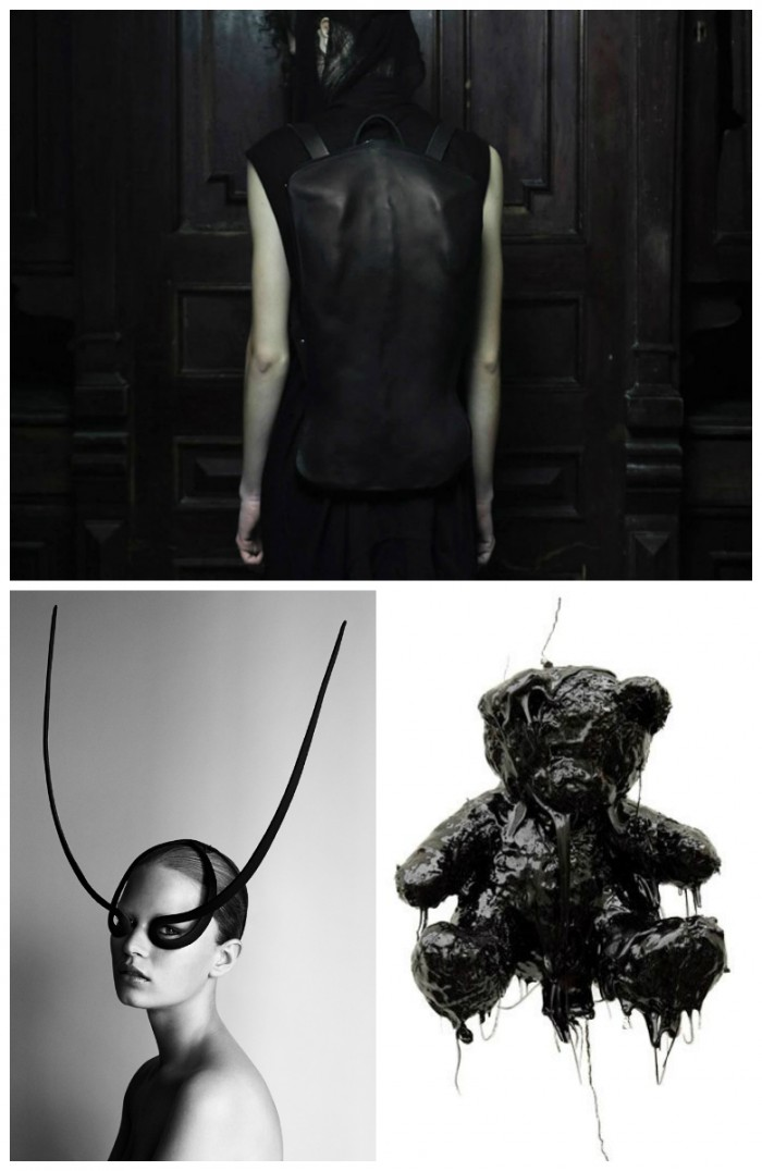 halloween collage ems designblogg