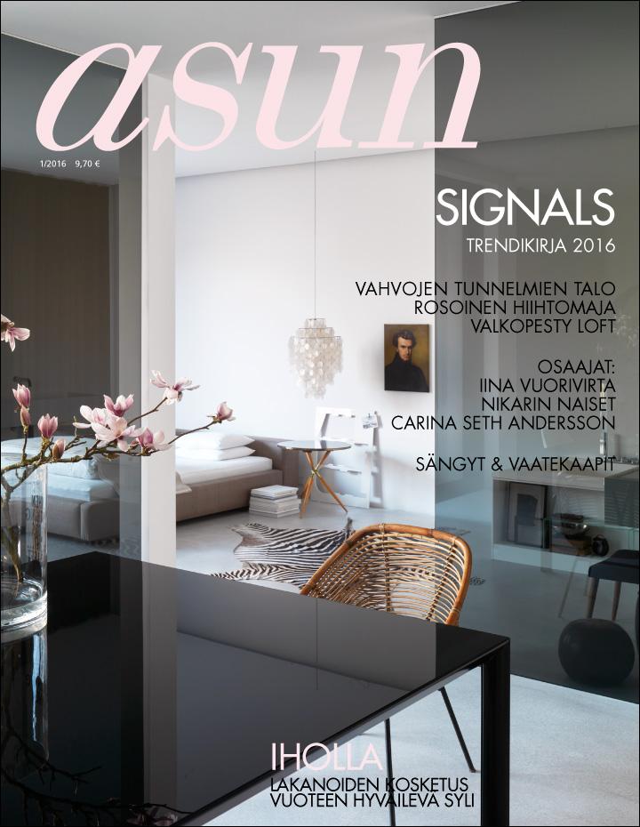Asun – A Fresh Finnish Interior Magazine | Ems Designblogg