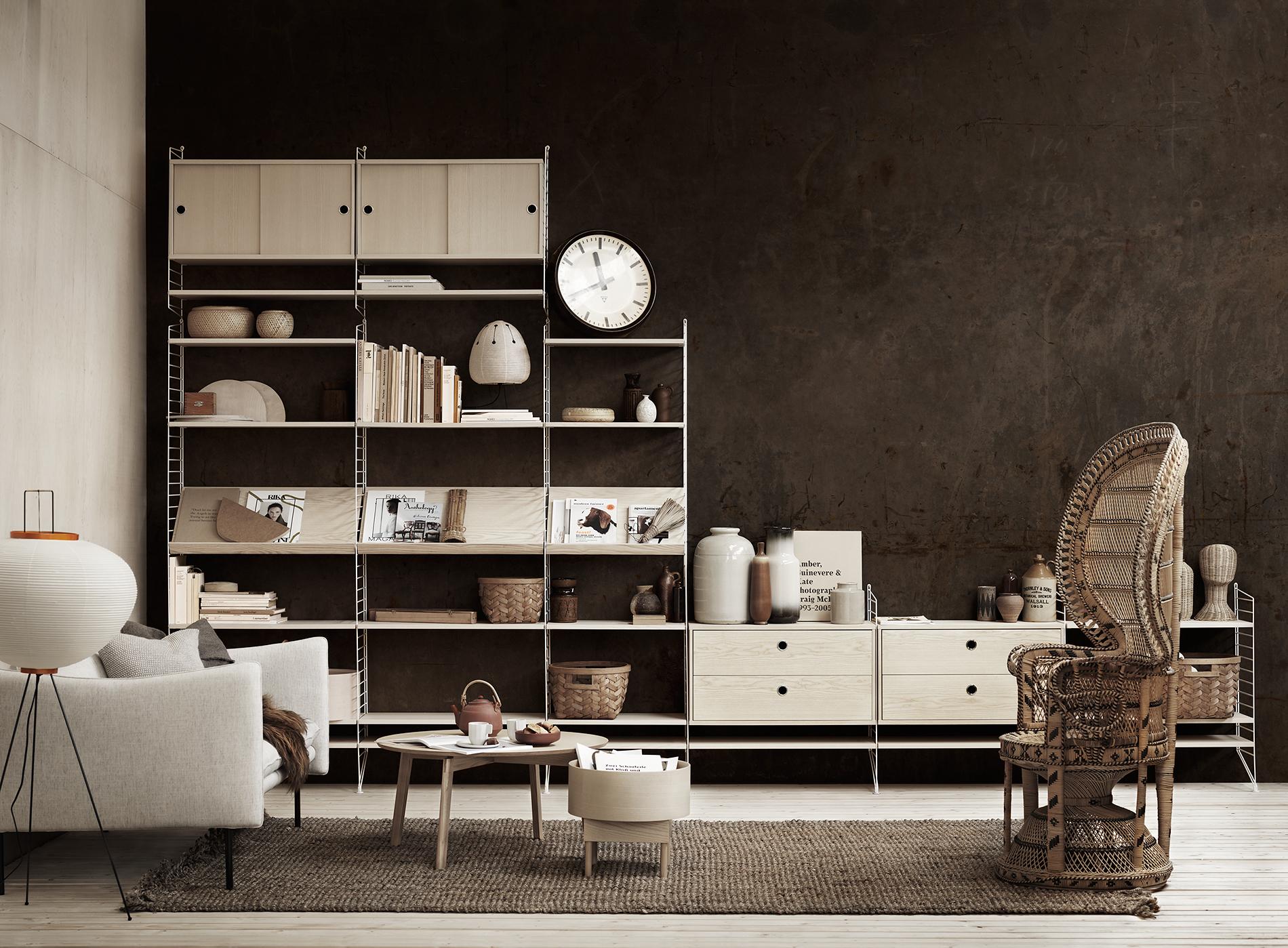 String_2016_Lotta_Agaton brown livingroom