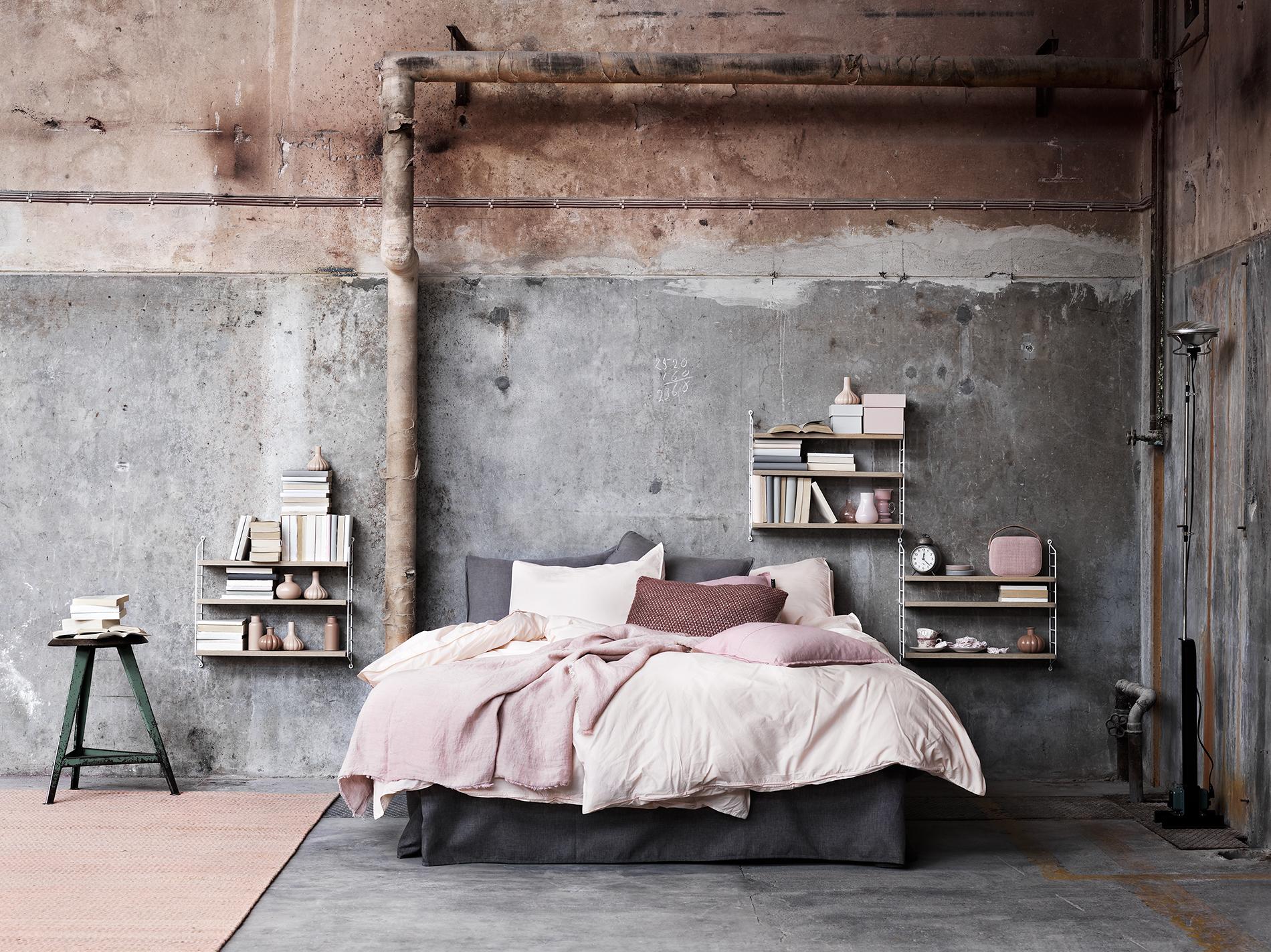 String_2016_Lotta_Agaton concrete bedroom