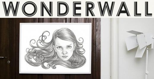 Print från Wonderwall