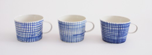 Cups made by Evelina Blomquist, www.evelinablomquist.se
