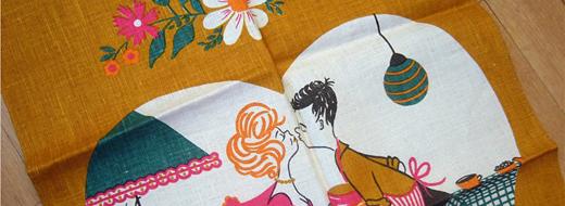Textile by Bodil Wallman / BoWa