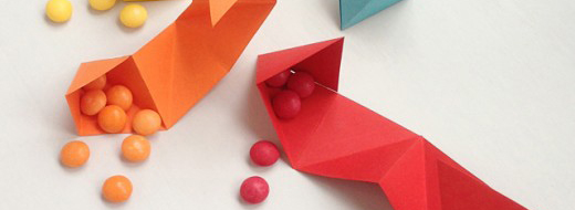 Origami 'Bipyramid' Tutorial & What To Do With Them, by Mr Printable
