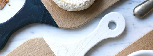 """Boj"" cutting boards from Swedish Winterbird Co"