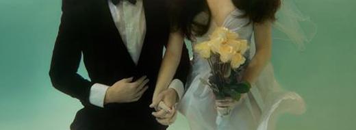 Wedding photo, unknown source via Pinterest