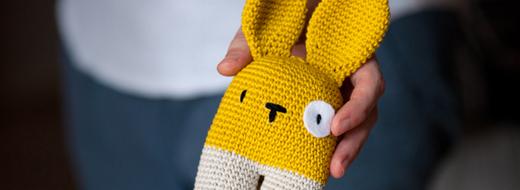 Free crochet pattern, by Lanukas