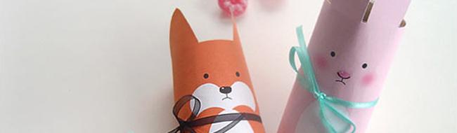DIY Easter Decorations, from Sonja Egger