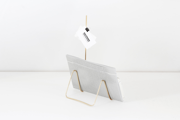 DIY desk organizer, by MyDubio