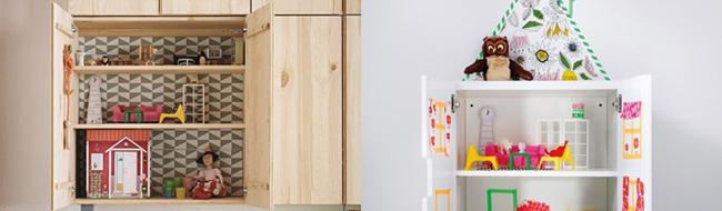 DIY Ikea Dollhouses