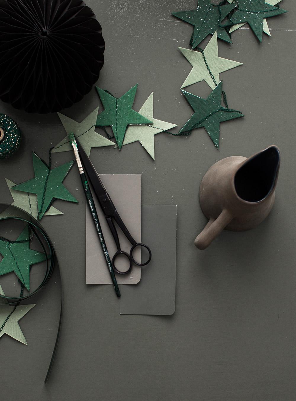 Veckans stilleben - julförberedelser