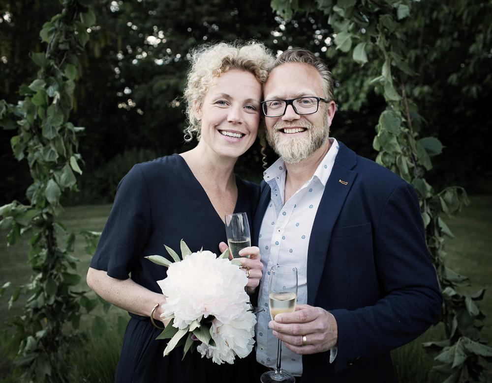 Bröllopsparet Witte 2