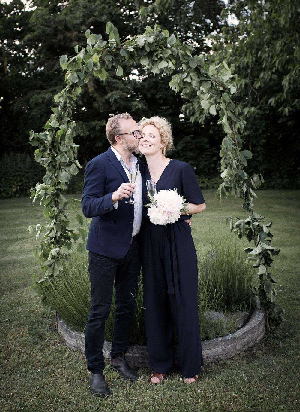 Bröllopsparet Witte