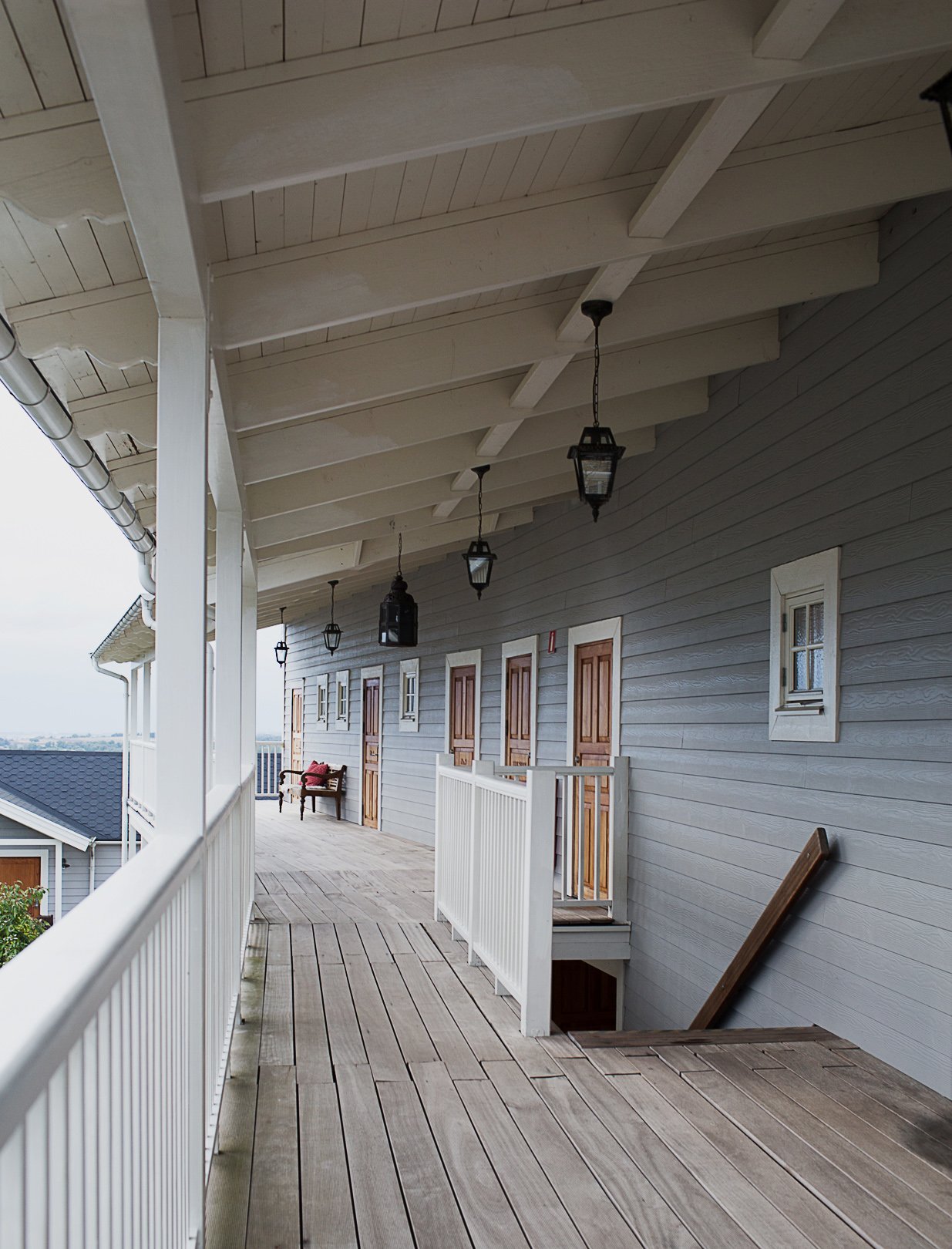 Blog meeting - The lodge hotel