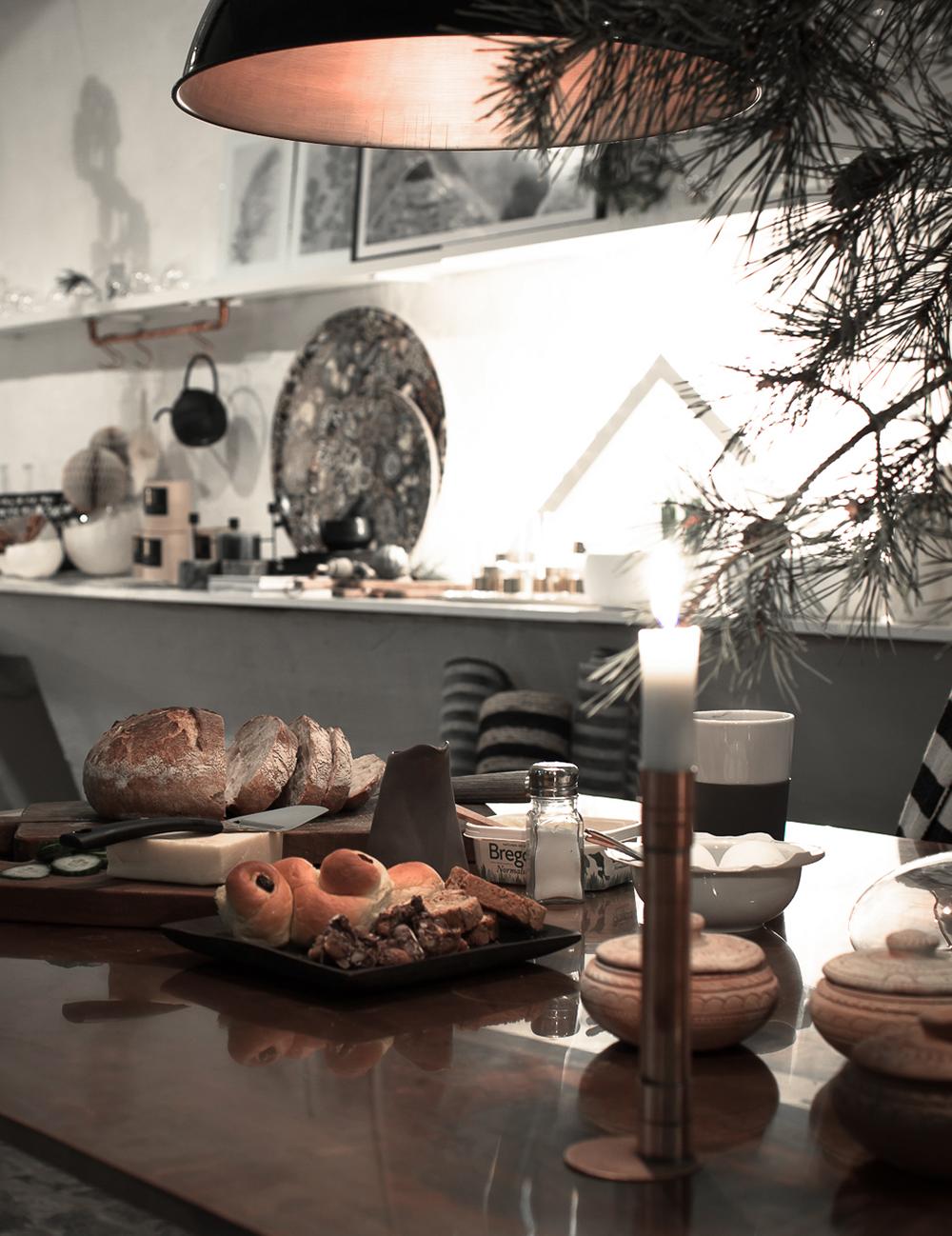 2 Julfrukost