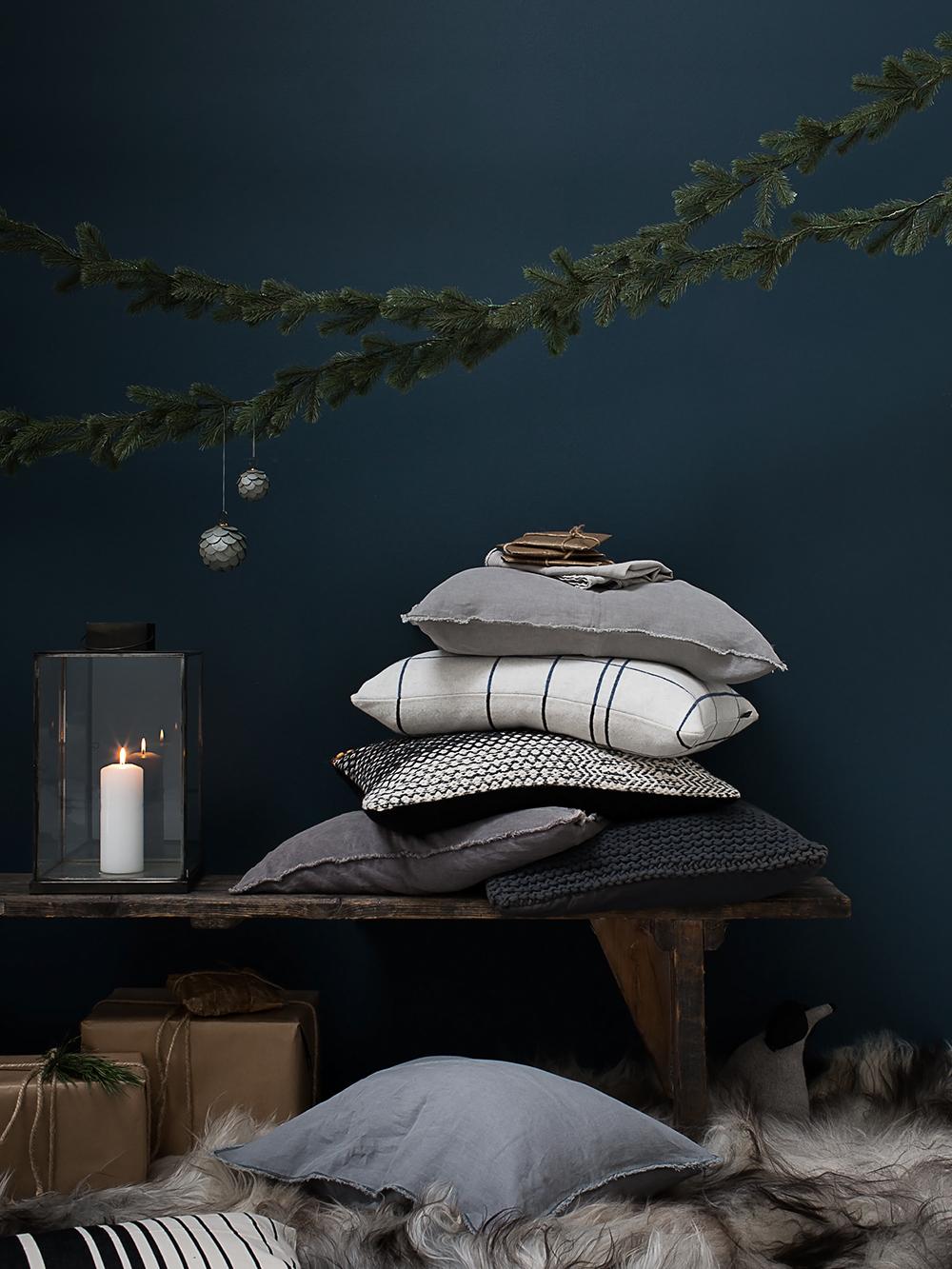 Julbild textil_kuddar