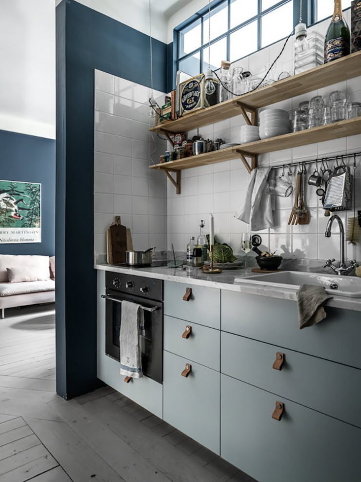 Kitchen_compact living_Daniella Witte