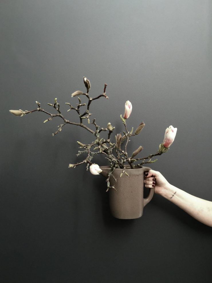 Magnolia-i-karaff