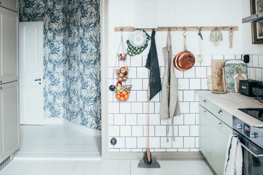 Hemma hos johanna bradford krickelin for Amy bradford elle decoration