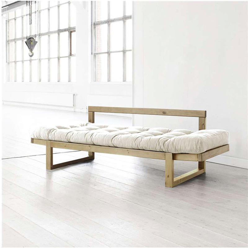 Love these simple futon beds and sofas Stilinspiration