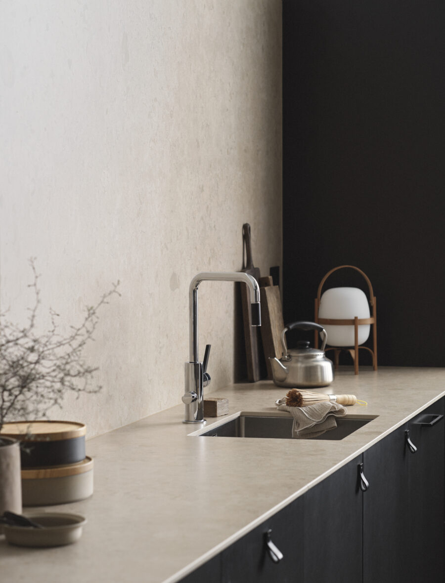 Bricmate´s new ceramic worktop