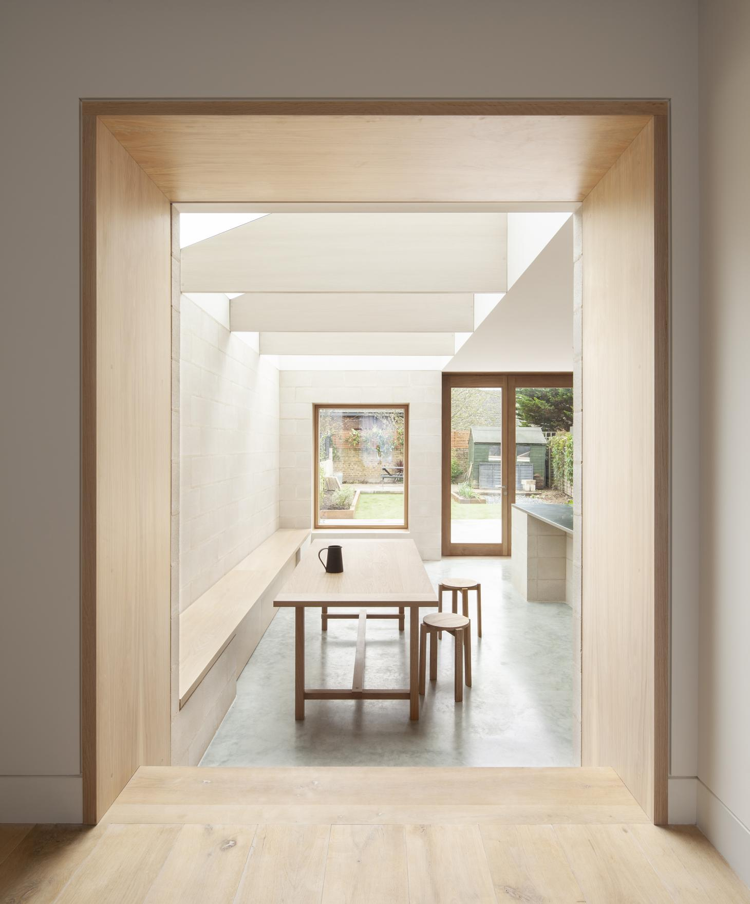 The minimalist house