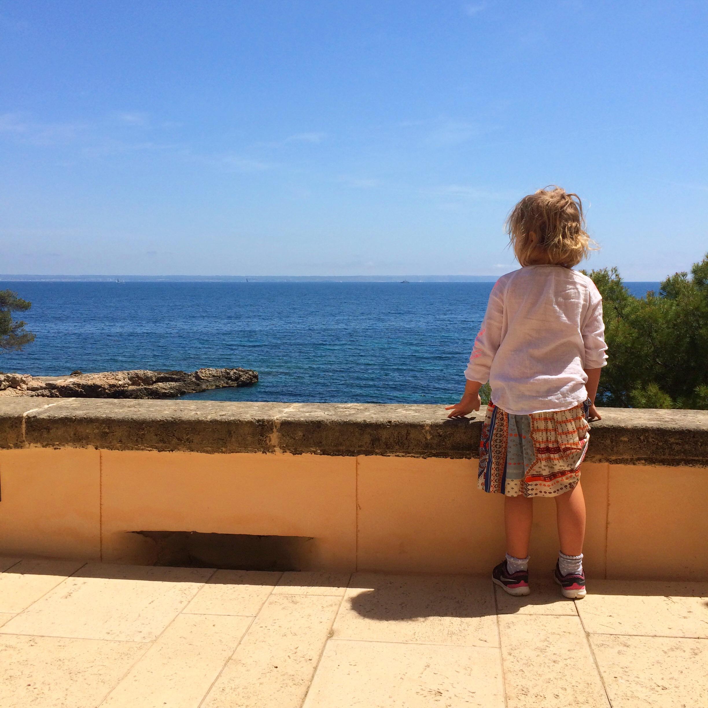 Tidigt tidigt imorse väckte jag Luca och lagom till lunch var vi framme i  Palma! Nu väntar en knapp vecka av sol cc9e4924d8cfe