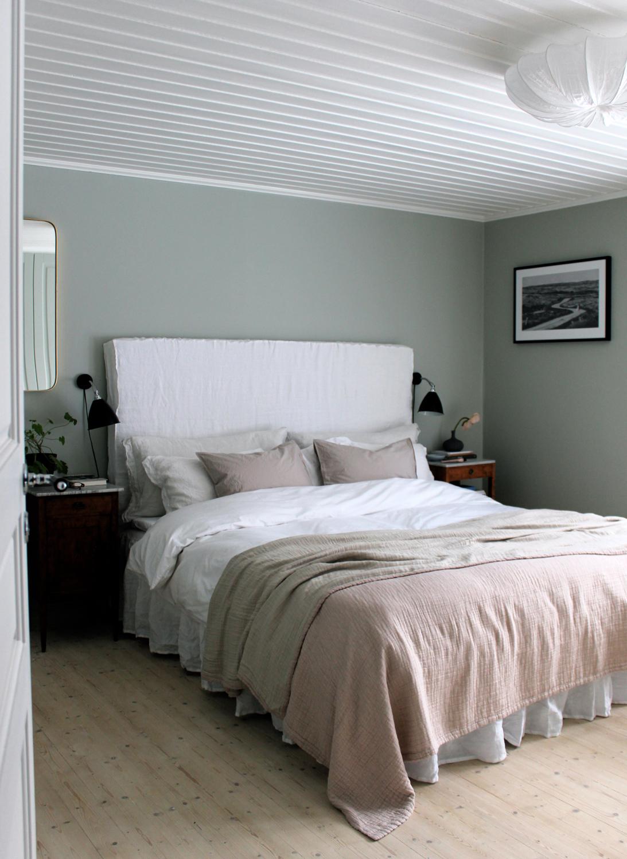 Åtgärder i sovrummet