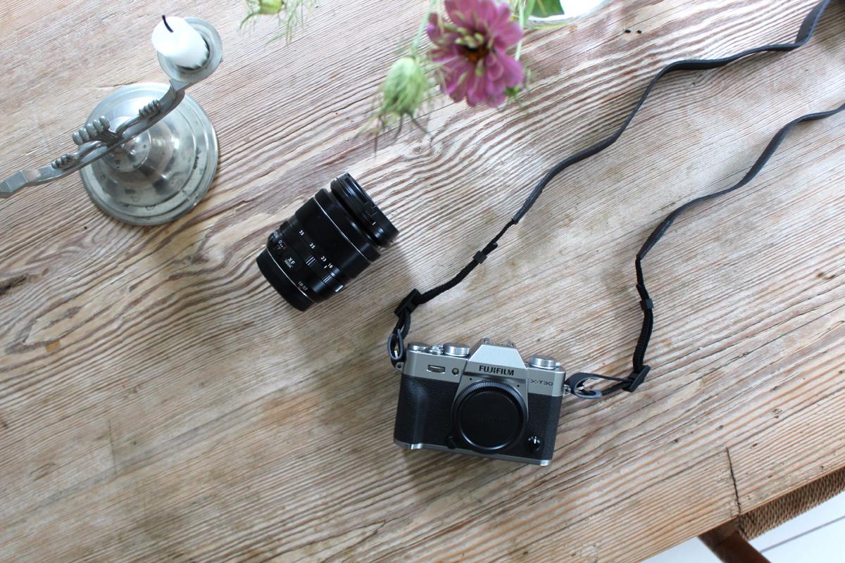 Min nya kamera