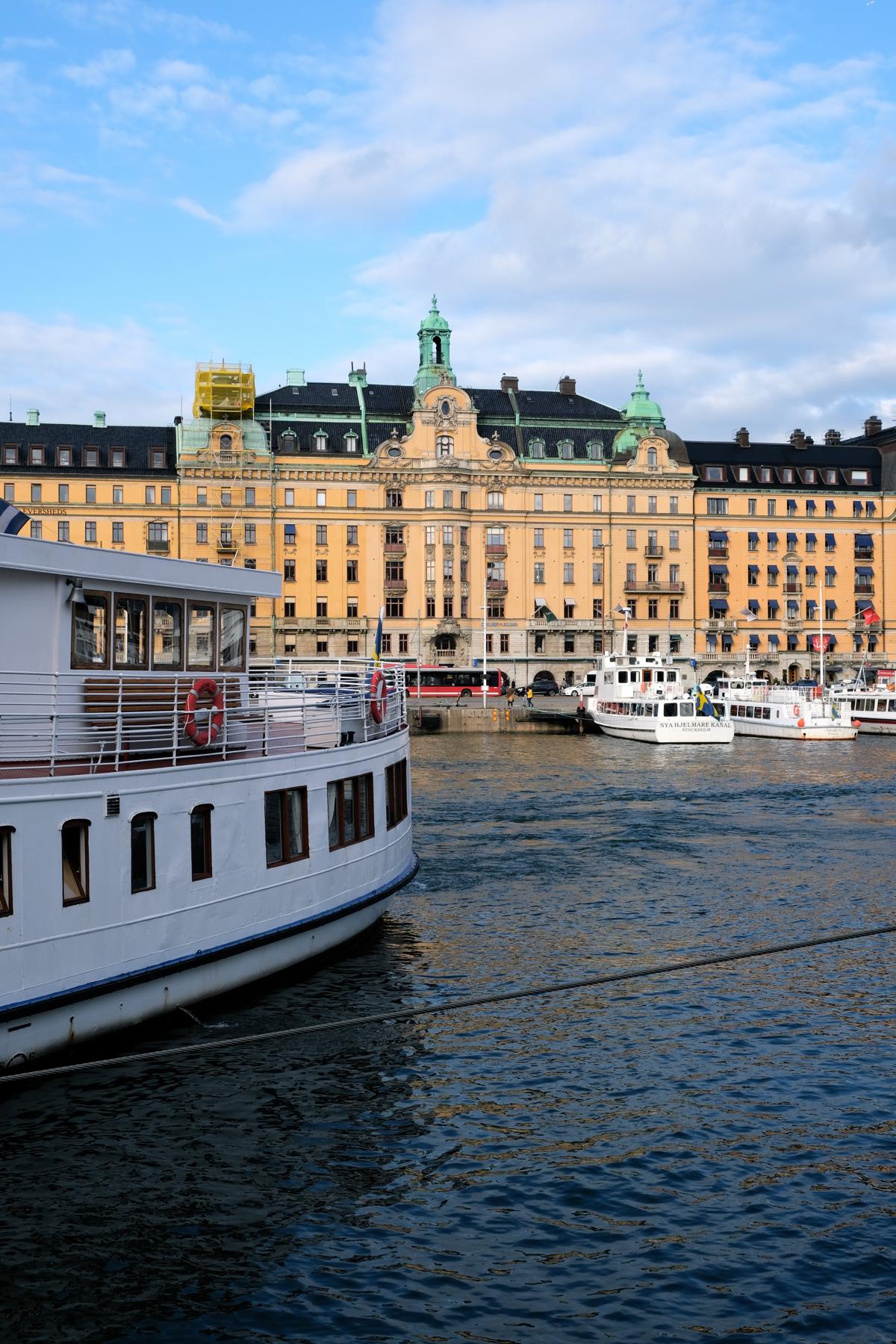 Ett möte, nya insikter och massa inspiration på Svenskt Tenn