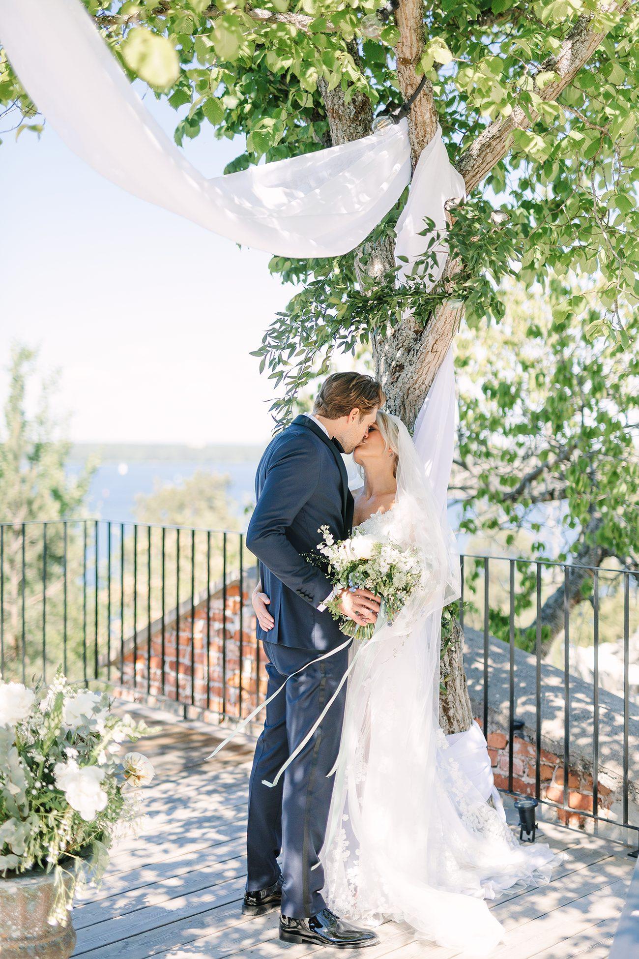 Online Dating bröllop löften