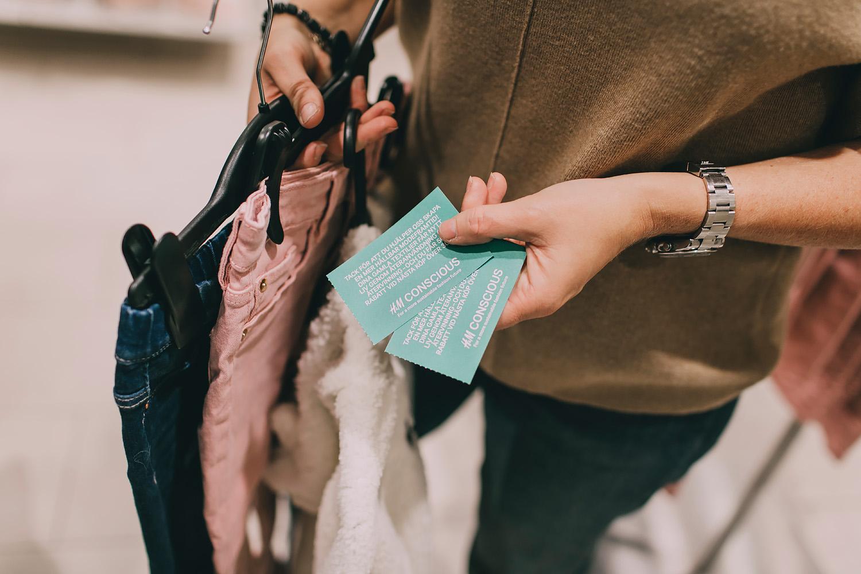 Pef Confession Favor  Återvinn dina kläder | Frida Fahrman