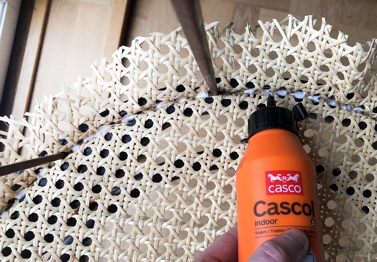 Så lagar du en rottingstol – här kommer min guide hur du gör