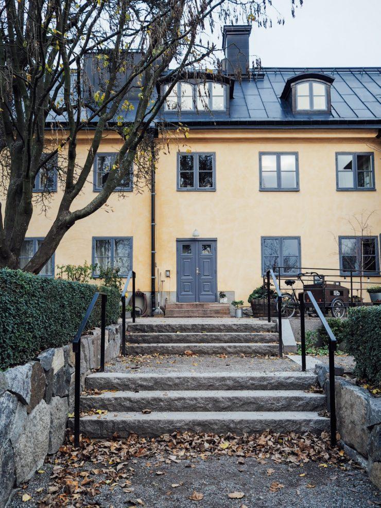 Elsas fest, Hotel Skeppsholmen och hotellfrukostar som är det bästa