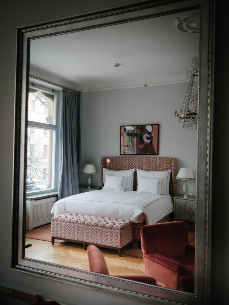 The Sparrow Hotel – En bit av Paris hos Stockholms nya boutiquehotell