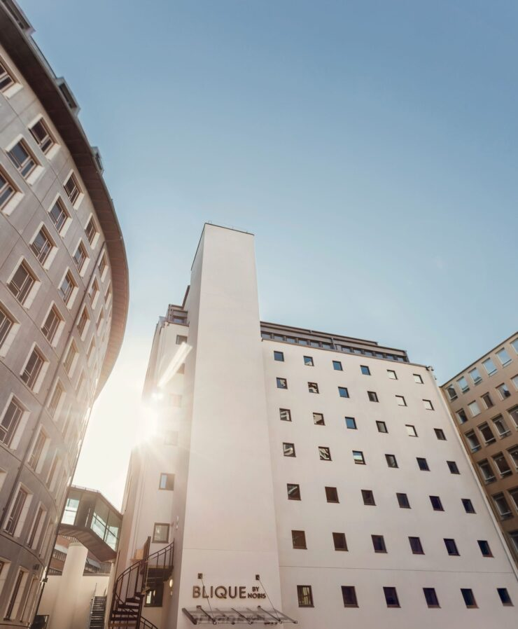 Håll koll på: Blique by Nobis