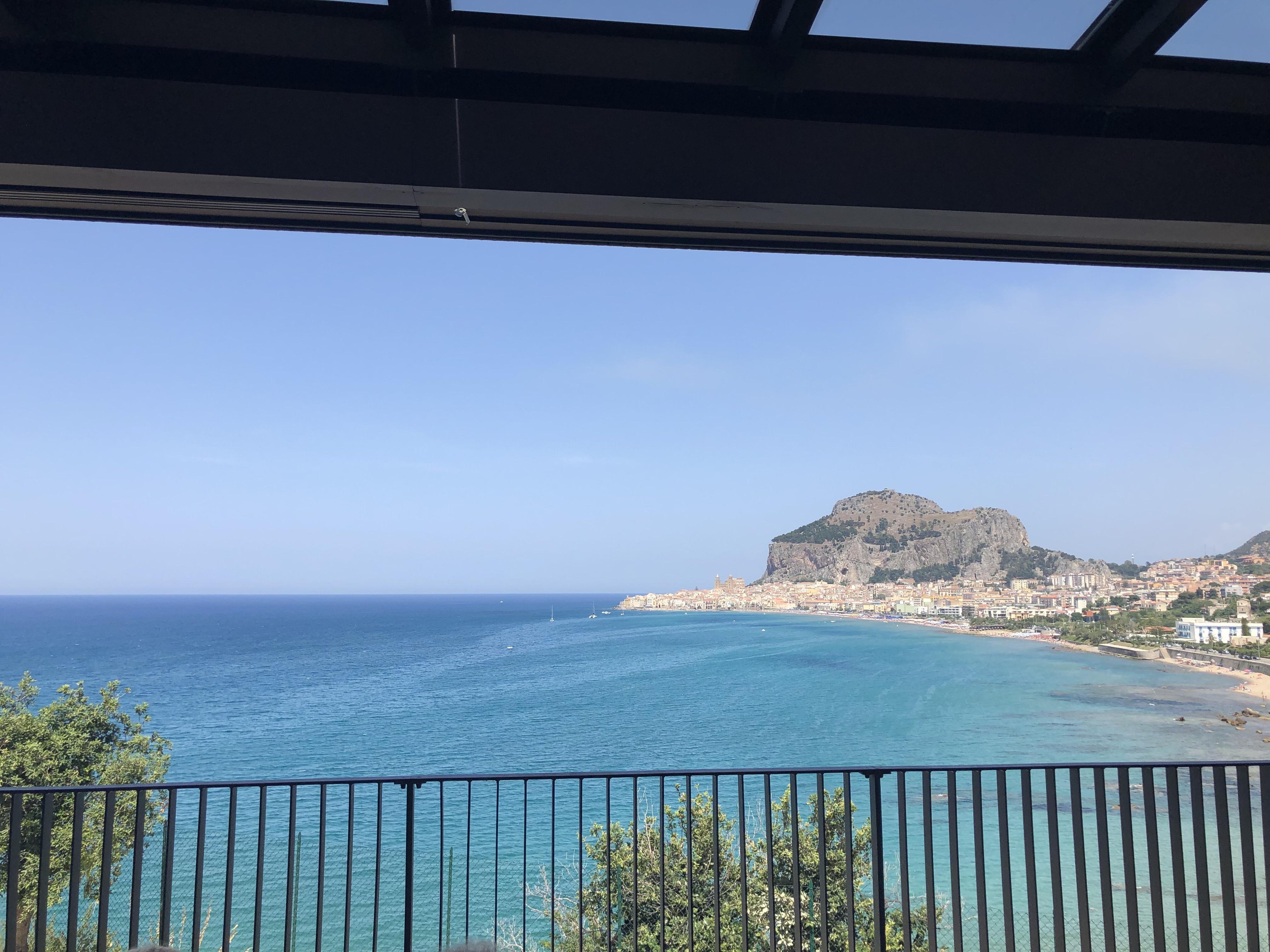 Sicilien, Cefalu, Lata dagar | Andrea Brodin